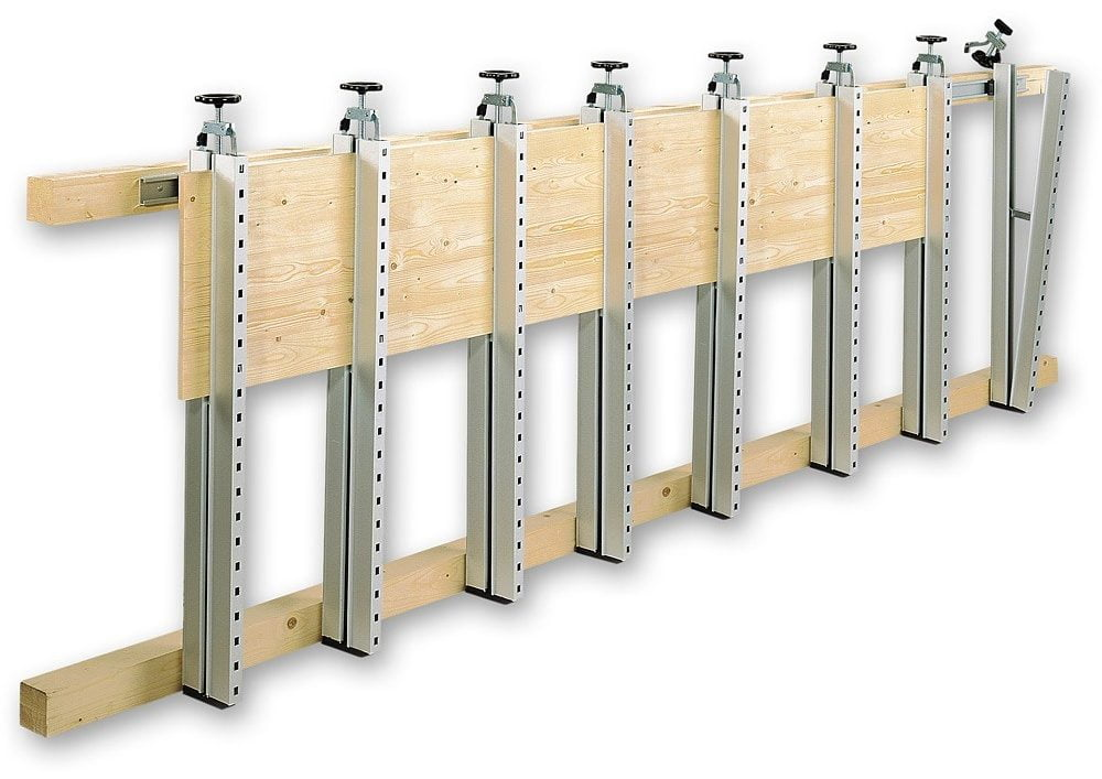 PLANO panel clamps