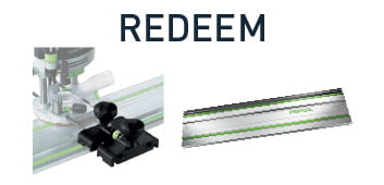 ROUTER OF1400 with BONUS 800mm Guide Rail 491499 and Guide Rail Adaptor 492601 (with tool) $290 value