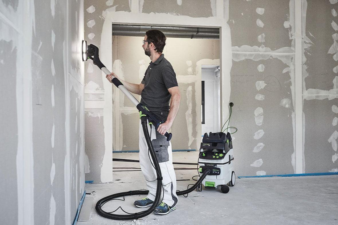 PLANEX plaster wall/ceiling sander LHS-225