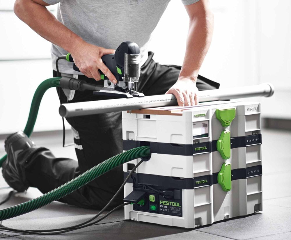 CTL-SYS HEPA for [LOW RISK] general cleaning and woodworking