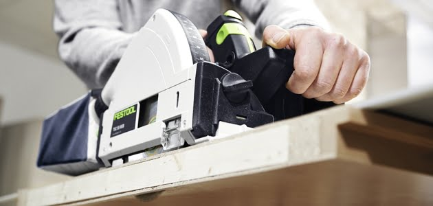 Cordless plunge-cut circular saw TSC 55