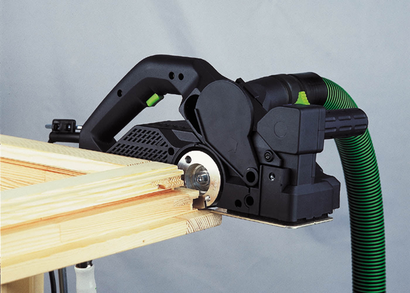 Large planer with interchangeable heads HL-85