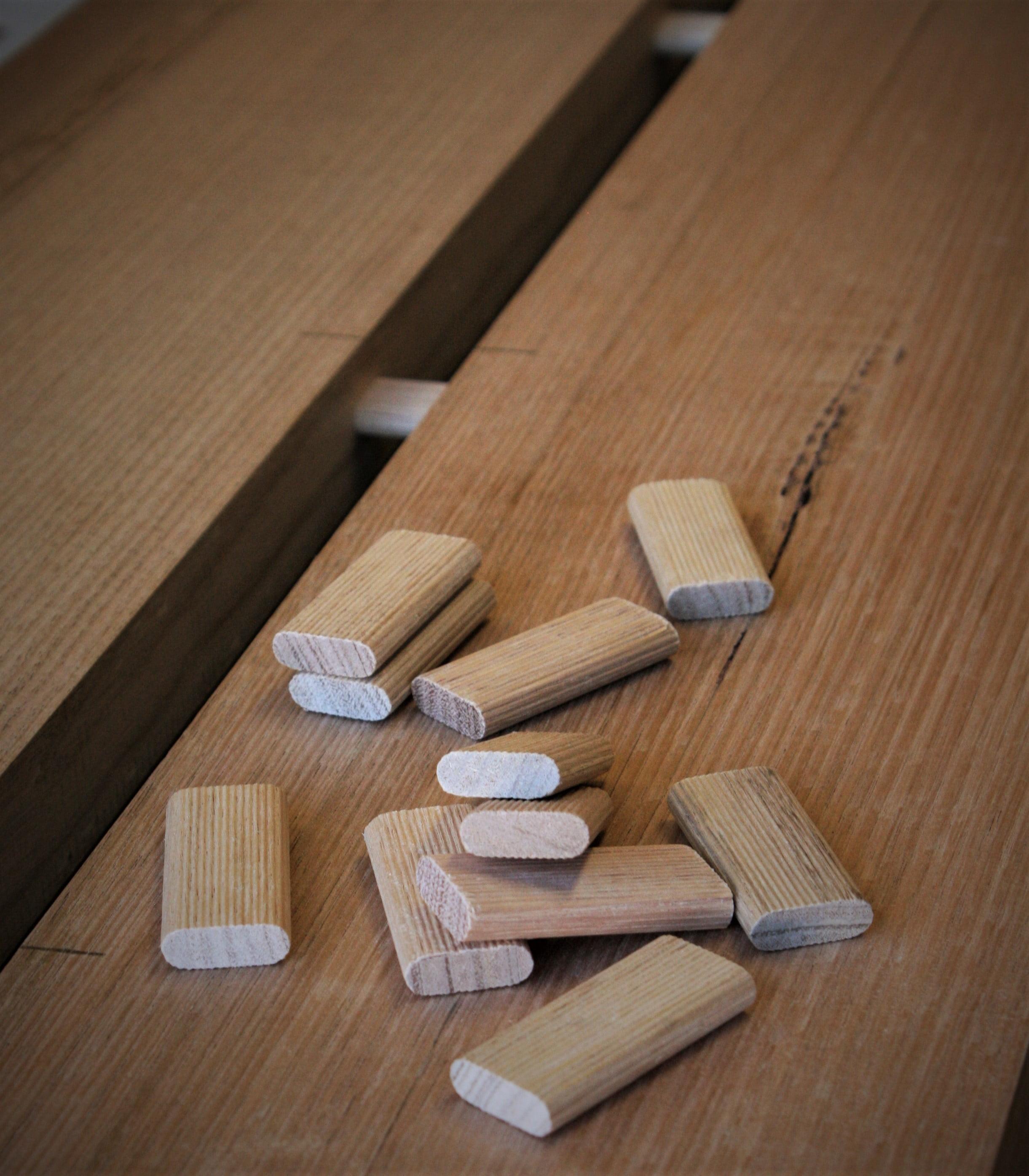 "OMG - Australian Hardwood Tenons ""dominos"""